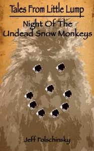 Undead Japanese Snow Monkey Cover